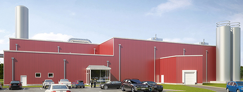 Food Tech provided design and site construction management to this dairy process plant.